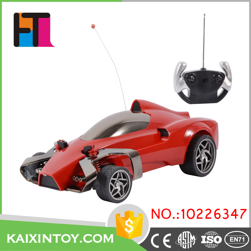 china factory battery equipped 4ch 1:14 scale universal rc car kit for wholesale