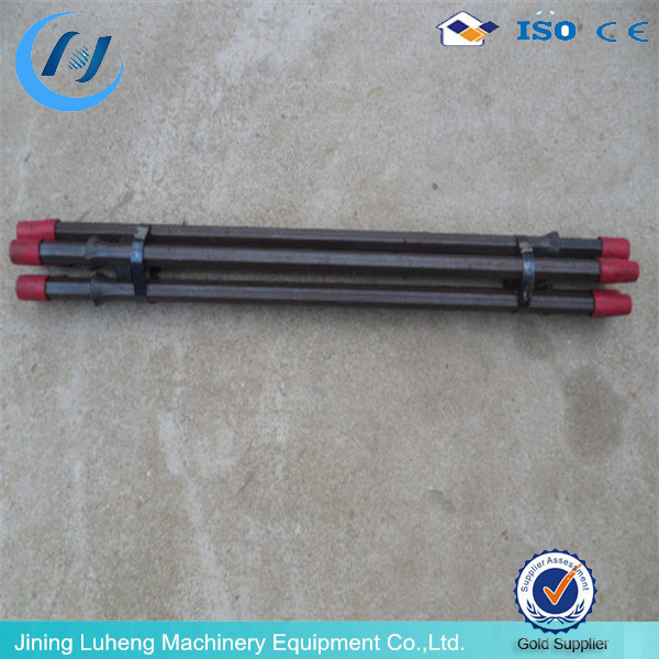 tapered steel rod and steel threaded rod for blast furnace