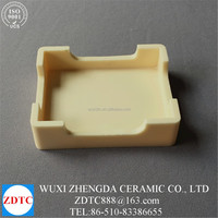 Wear Resisting high Alumina Ceramic crucibles