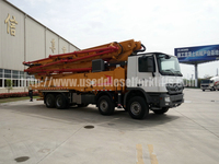 30 m XCMG Concrete pump truck for sale in shanghai china