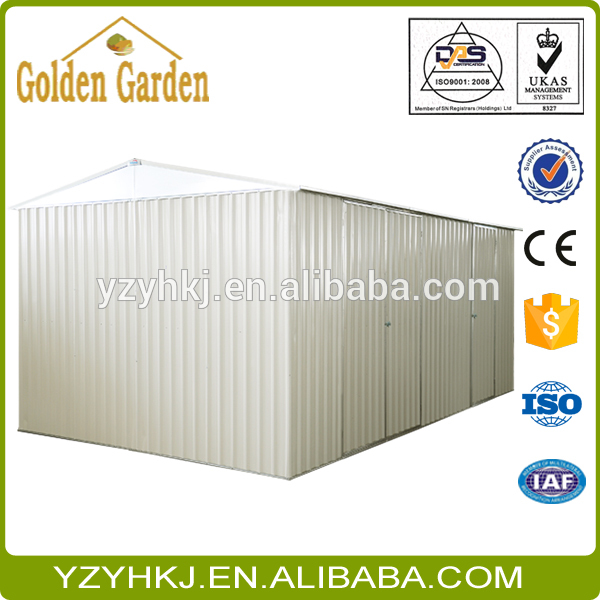 New design low cost car shed with high quality