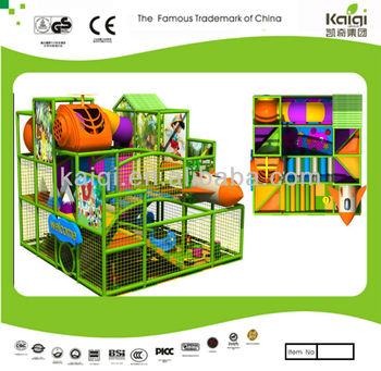 Kids indoor playground equipment/indoor play game/soft play ...