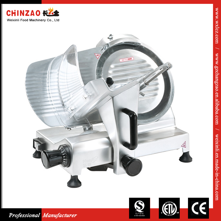 Heavy Duty Stainless Steel Automatic Commercial Cooks Meat Slicer for Sale