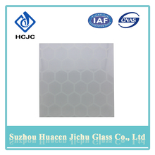high level tempered silk screen for glass