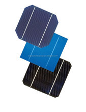 156mm*156mm mono solar panel cells ,solar wafers with high efficiency