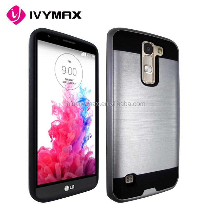 mobile phone case manufacturer Wholesale Korea style smartphone case for LG K7