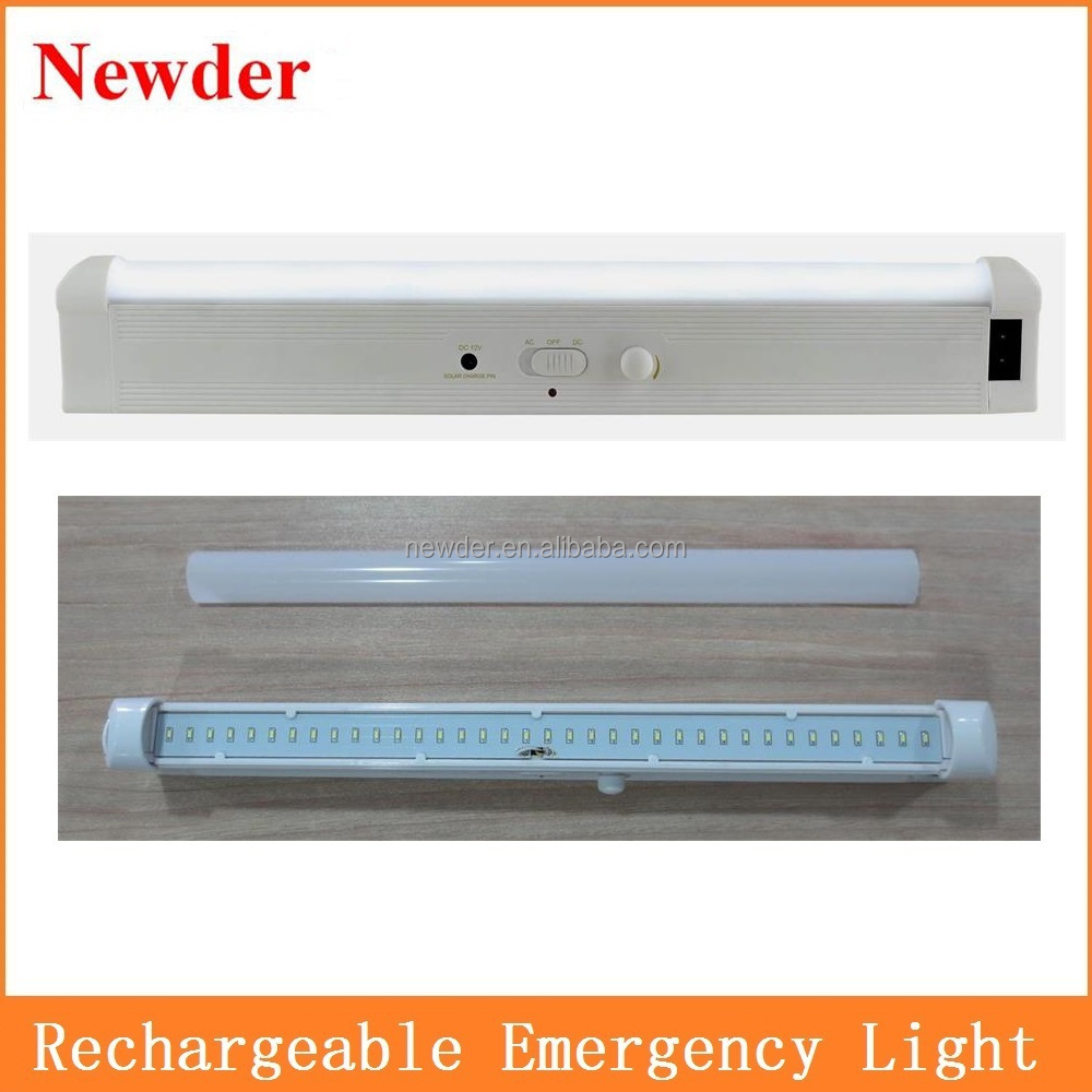 Rechargeable LED Tube solar emergency lantern MODEL 3014A