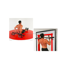 Body Gym Total Upper Body Workout Bar Pull Up Bar Station Iron Door For Sale Gym Equipment Body Sculpture