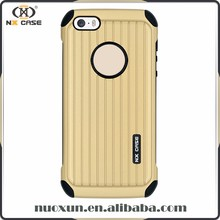 Simple stylish cover for iphone 5 case leather