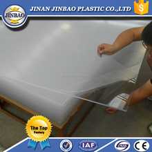 unbreakable competitive price transparent clear printable acrylic pmma plexiglass sheet board