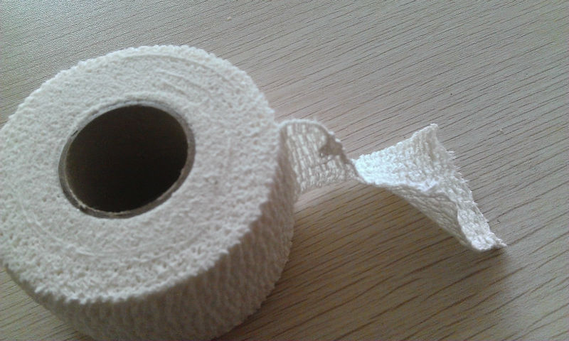 2015 light Tear Lite Elastic Adhesive bandage Tape Zinc Oxide Tear Light Elastic bandage Premium Quality Light EAB
