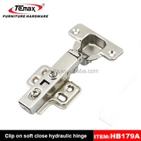 Turkey Hot selling Hydraulic Hinge with iron clip
