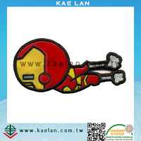customized embroiderd applique patch for clothing