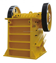 Stone crashing machine including jaw crusher