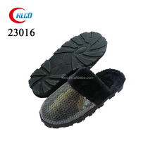 wholesale new models sequin bedroom slippers for lady