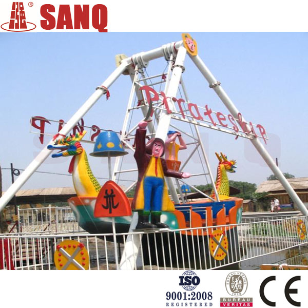 New styles attractive amusement park boat