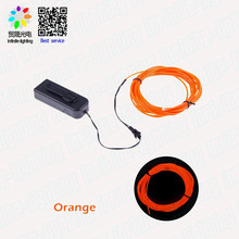 China manufacturer remote control el flash wire