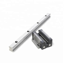 cnc cpc linear guide miniature linear motion guide 5mm 7mm 9mm 12mm 15mm