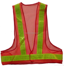 2015 New Products Reflective Clothing 3M reflective safety vest