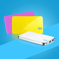 2014 Newest smart CE FCC ROHS 8800mah portable mobile power or power bank