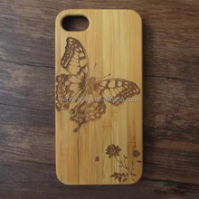 cherry wooden cell phone case,handmade carved wooden cell phone covers for apple