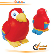 popular bird shaped stress ball