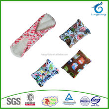2016 Happy Flute Reusable Cloth Sanitary Pads menstrual pads Bamboo Mama Cloth Pads