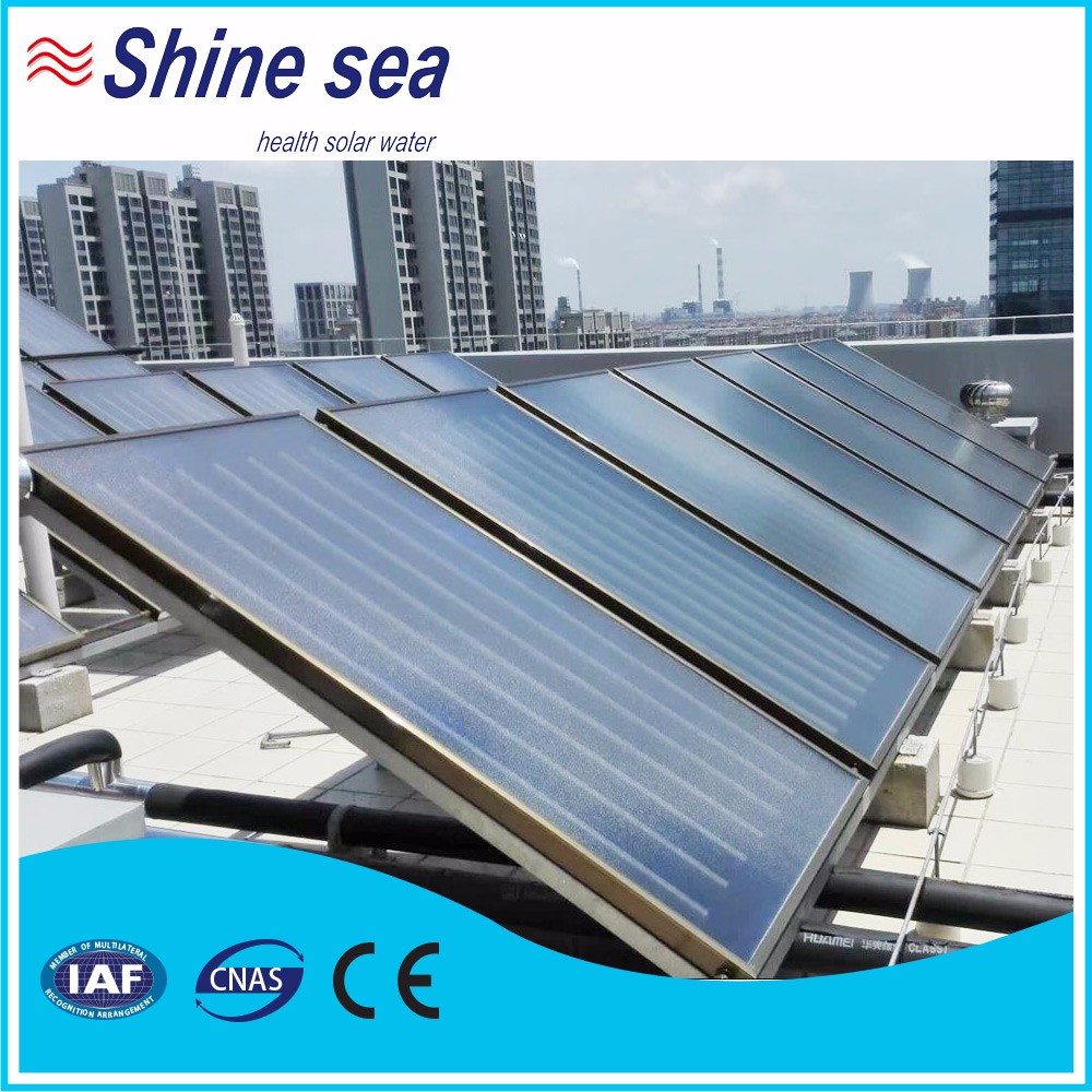 High efficient water heating solar panels cheap solar panels china