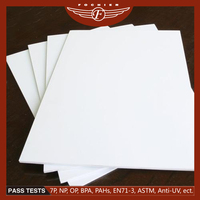 Rigid pvc board plastic as 4'x8' pvc celuka foam board thick1-40 mm