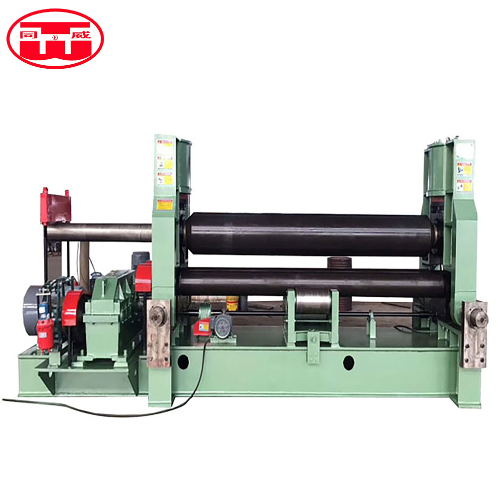 Hydraulic Rolling <strong>Machine</strong> for Steel Plate