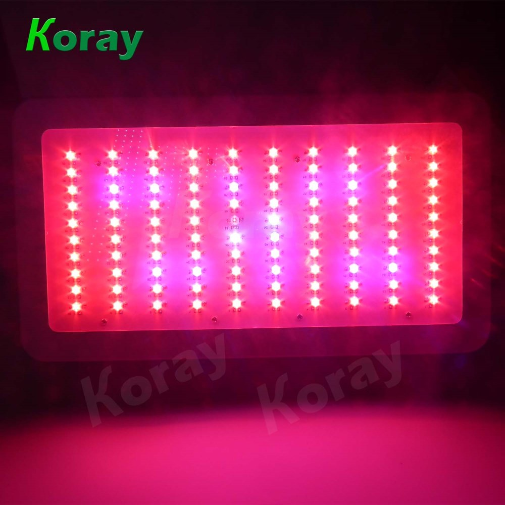 Factory price high efficiency and energy saving 300W led grow light panel light