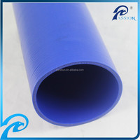 China Blue/Red/Black 3 Inches Rubber Tube