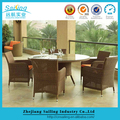 All Weather durable high quality hot sell poly rattan furniture