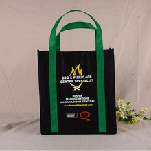 Wholesale cheap custom print non woven shopping bags