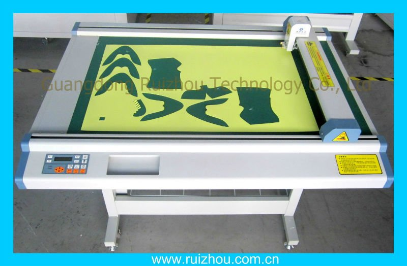 Ruizhou Newest Digital Flatbed Pen Plotter Cutters