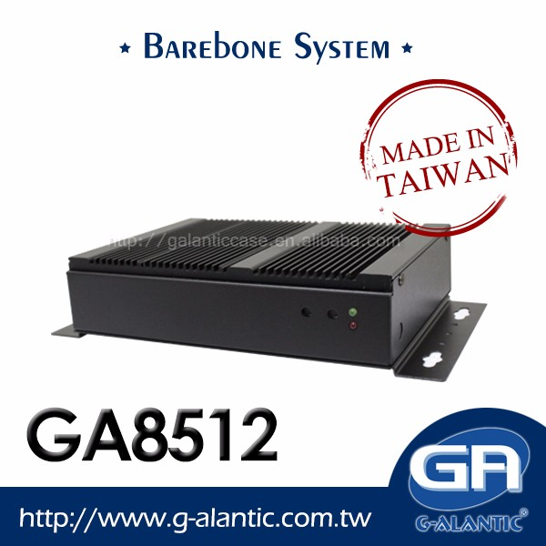 GA8512 -Barebon System Mini ITX For Tranportation System and Machine Automation