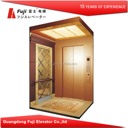 Hot sale elevator card, elevator cabin design, disabled elevator