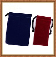 Recyclable pouches wholesale jewellery, christmas gift bags, velvet drawstring pouch