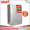 For solar system to charge battery by solar controller 30A