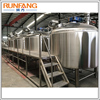 Beer Brew 5000L Microbrewery machine for trappist beer