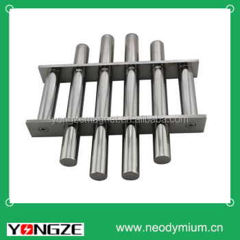 Dia300mm neodymium magnet filter with 12000Gauss