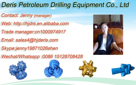 "Hebei factory tungsten carbide oil drilling rock 6 1/4"" iadc 537 tricone bits"