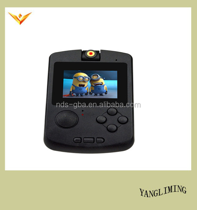 Mini video game console 2.2 inch 32 bits built in 10000 games PMP5