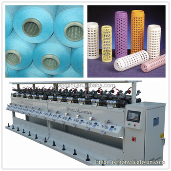 High precision semi-automatic TS008S Soft winder machine