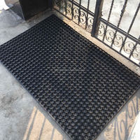 Entrance Holes Anti Slip Rubber Mat Flooring