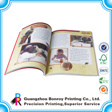 custom design print and design booklet printing catalogue