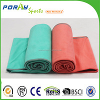 Wholesaler Hot Suede microfiber beach towel blanket fabric roll
