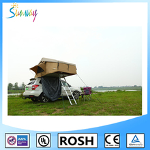 2016 Hot Sale offroad 4x4 roof top tent with awning, auto top tent, trailer tent