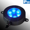 6W LED IP68 Waterproof Wall Mounting led pool light 316 Stainless Steel LED Underwater Spa Light