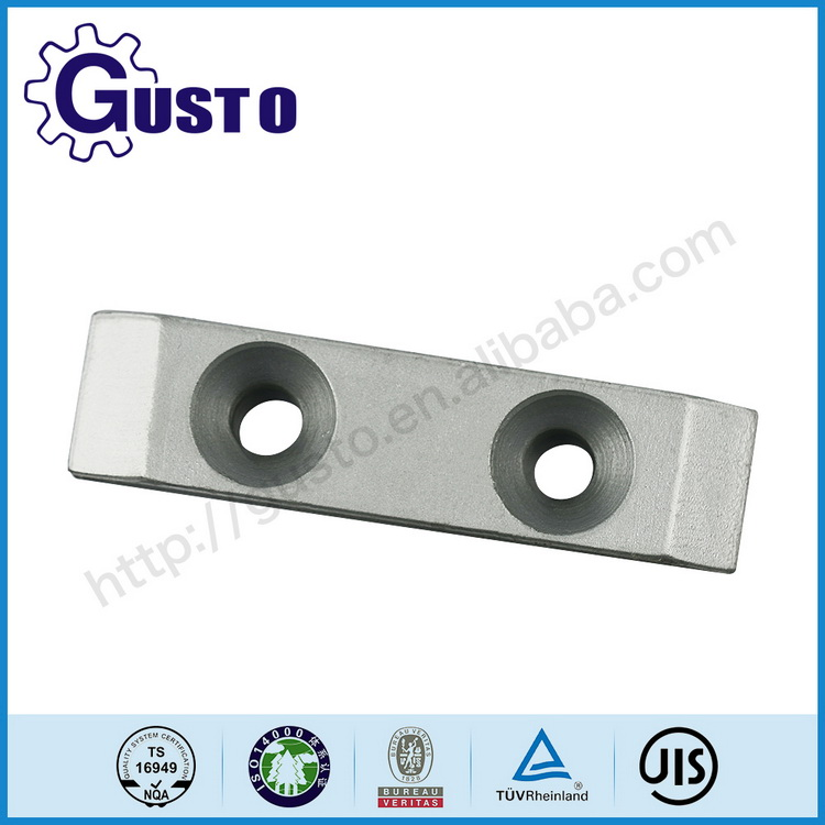 chinese precision cnc machining aluminium parts for environment technology and wind power
